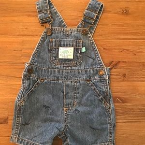 Other - Cute dinosaur baby boy overalls!
